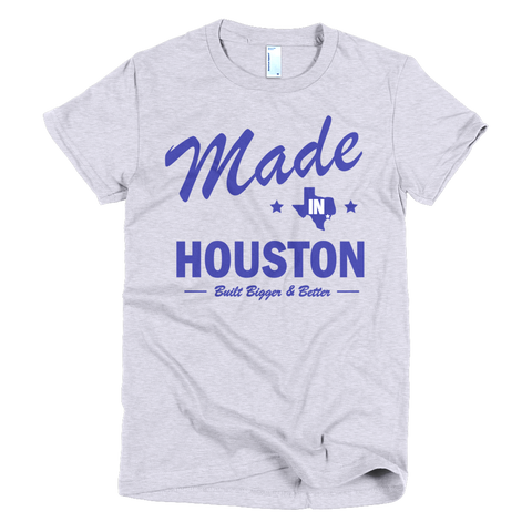 Made in Houston - Womens Crew