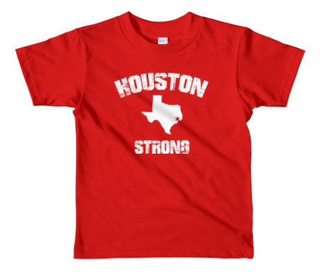 Houston Strong (Red) - Kids