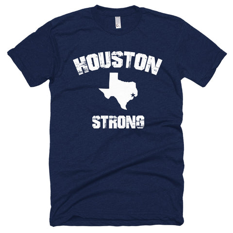 Houston Strong (Navy) - Unisex