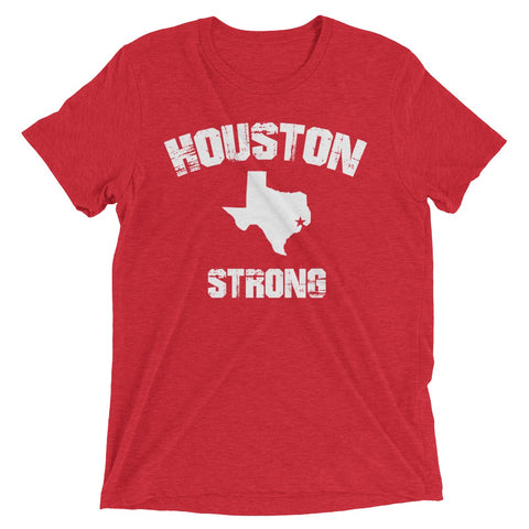 Houston Strong (Red) - Unisex