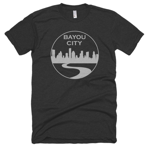 Bayou City (Black) - Unisex