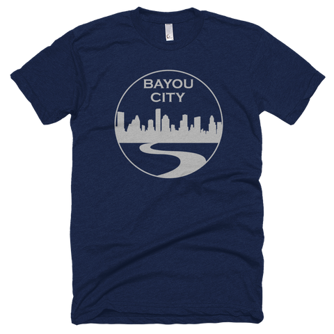 Bayou City (Blue) - Unisex