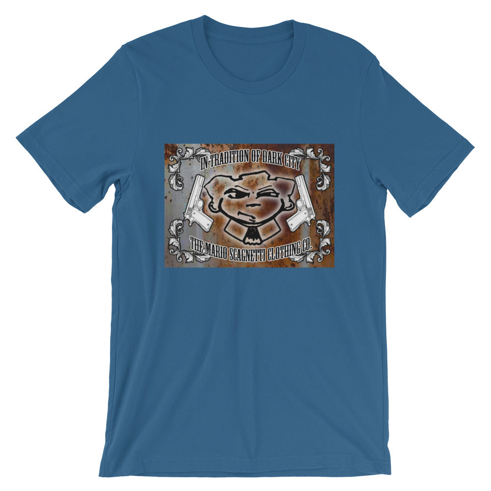 Dark City Tradition (NJ State of Mind Series) Short-Sleeve Unisex T-Shirt