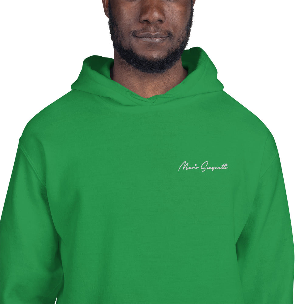 Embroidered Signature Hoodie