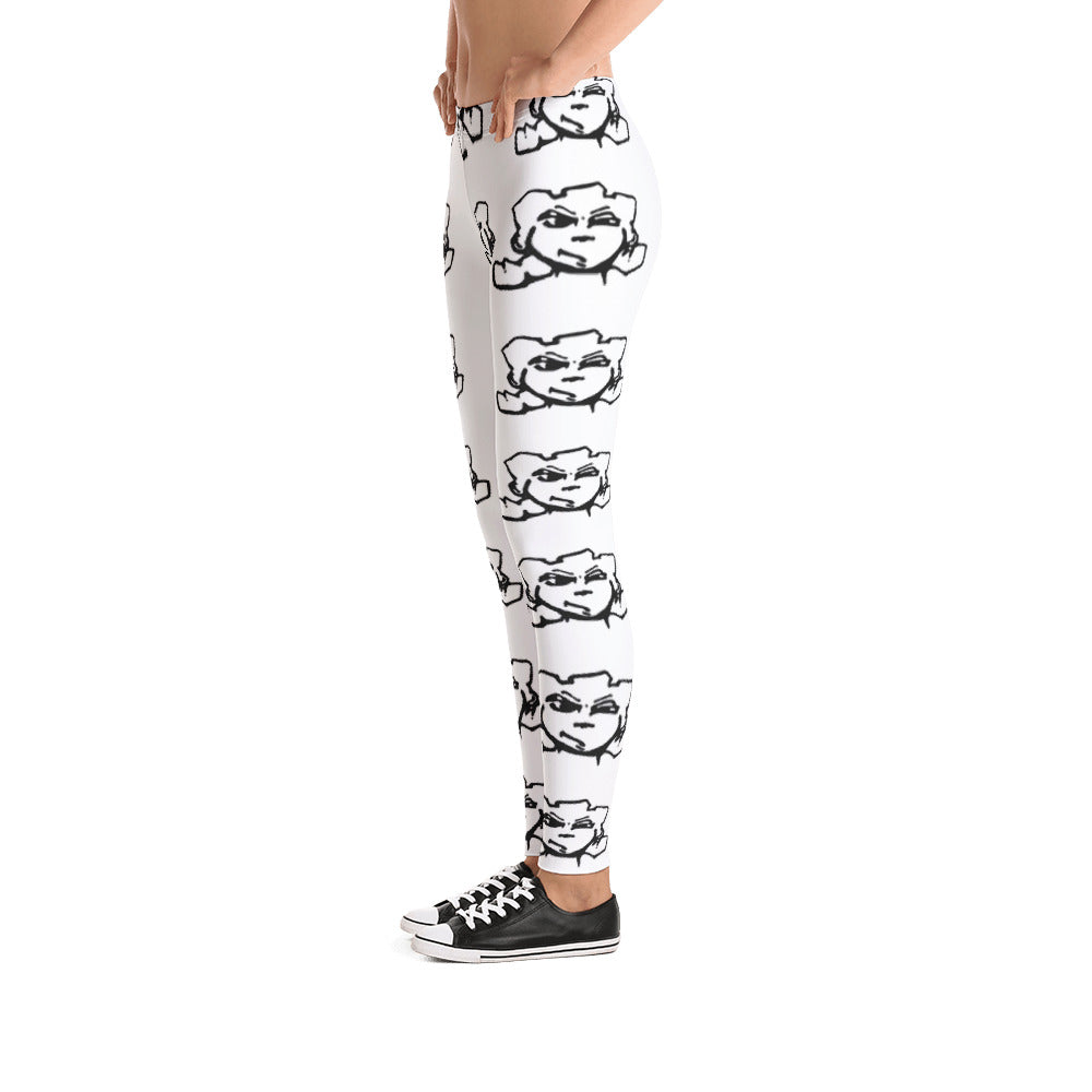 TheSCG791 (white) Leggings