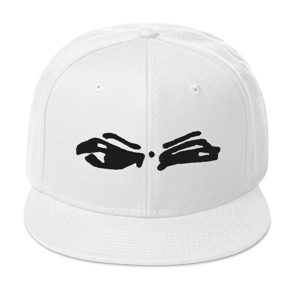 SCG Eyes Snapback Hat