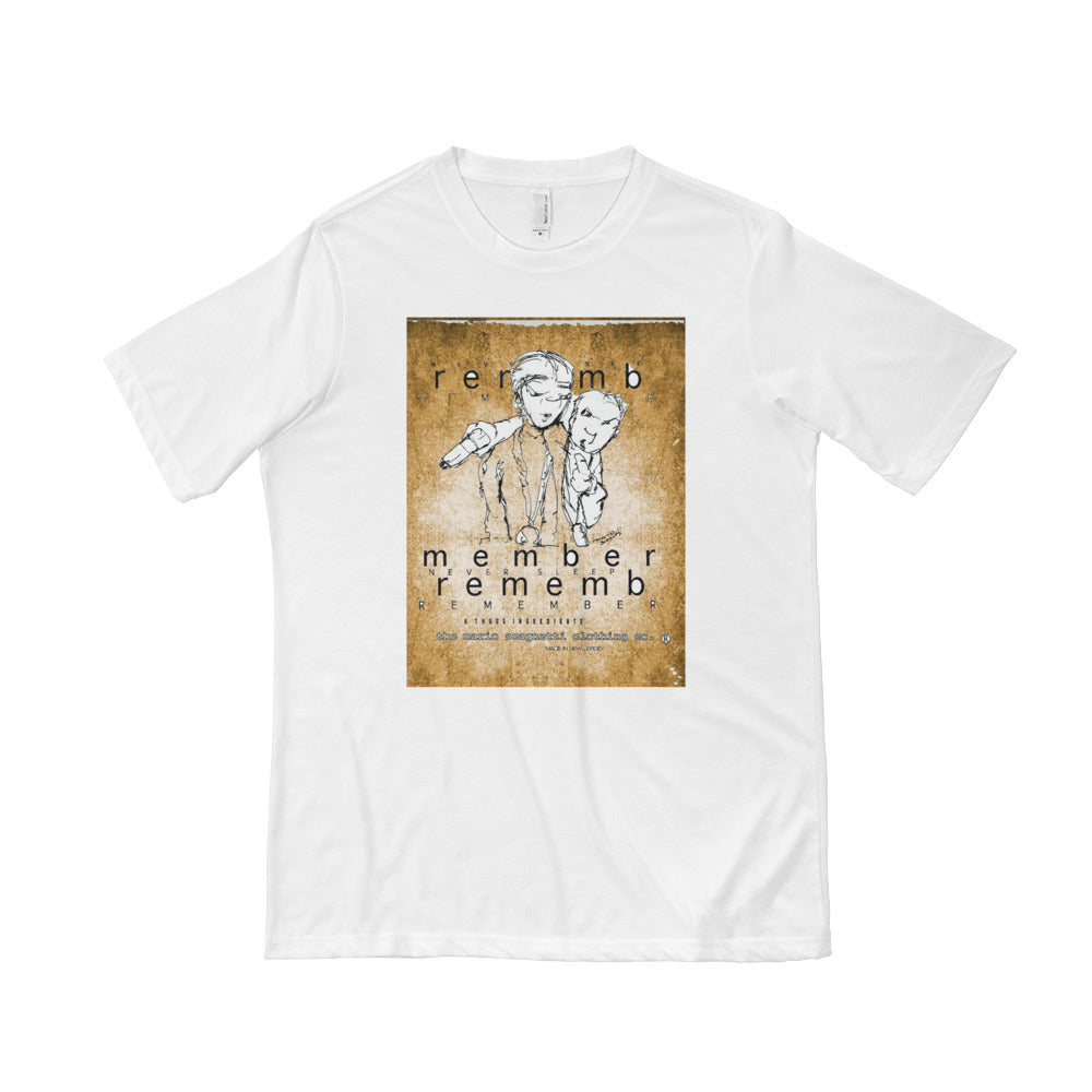 Remember Never Sleep T-shirt