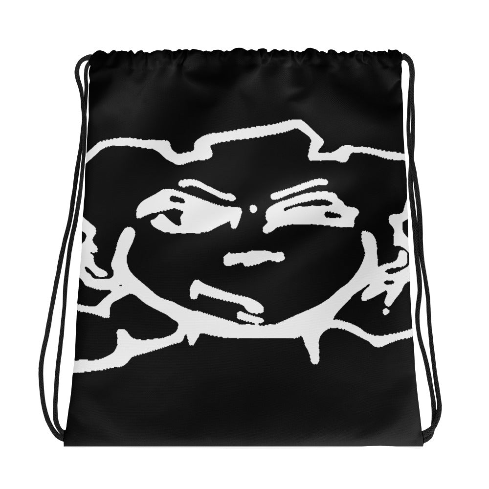 Core Logo Drawstring bag