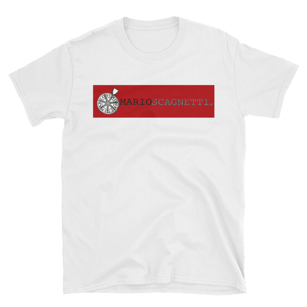 SCG Medallion Red Unisex T-Shirt