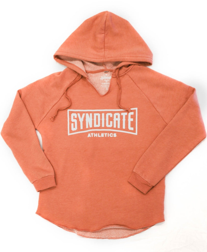 Syndicate Athletics Pink Hoodie