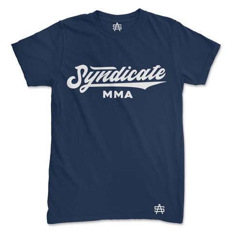 Big League Tee (blue)