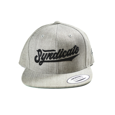 Big League SnapBack  (heather grey)