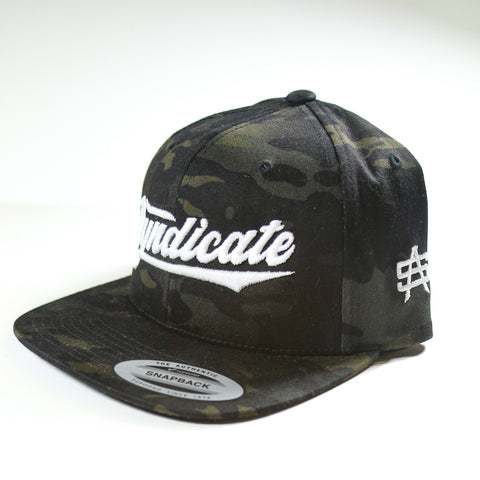 Big league Camo Hat