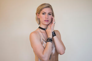 Band of Hope - [redd accessories], [handcrafted jewelery], [artisan jewelry], [sterling silver], [hipster], [luxary], [high end], [one of a kind],