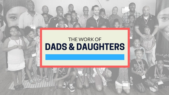 The Work of Dads and Daughters