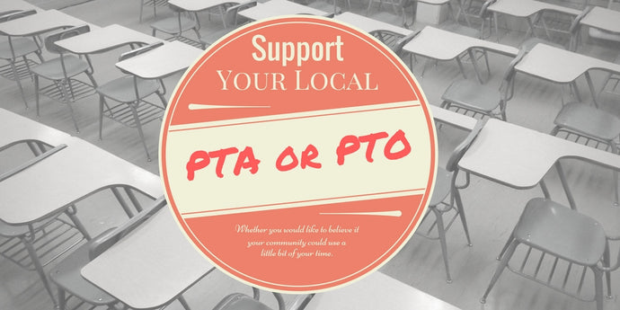 Support Your Local PTA