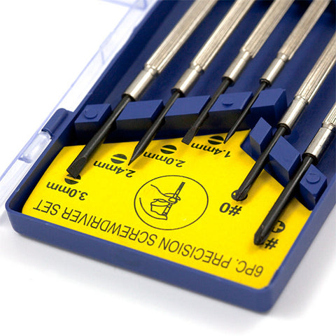 Precision Phillips Screwdriver Set