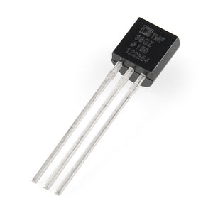 Temperature Sensor - TMP36 sold by Free Radical Labs