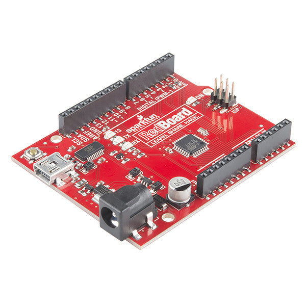 Sparkfun RedBoard sold by Free Radical Labs