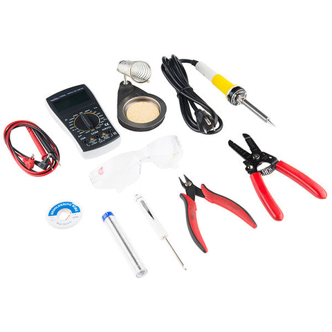 Sparkfun Tool Kit - Beginner sold by Free Radical Labs