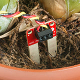 SparkFun Soil Moisture Sensor sold by Free Radical Labs