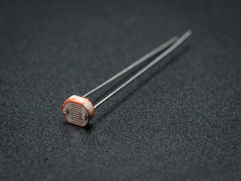 Photo cell (CdS photoresistor)