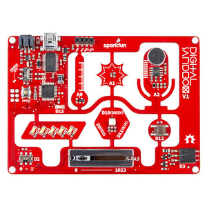 Sparkfun Digital Sandbox sold by Free Radical Labs
