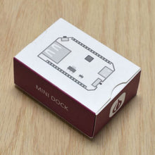 Load image into Gallery viewer, Onion Mini Dock In Stock at Free Radical Labs