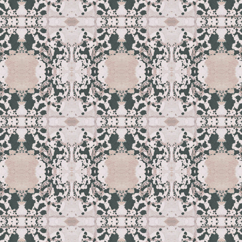 Pattern: Mirror <br>Color: Forest Green