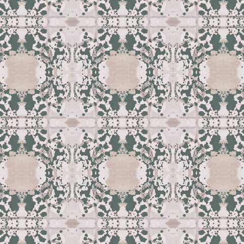 Pattern: Mirror <br>Color: Spring Green