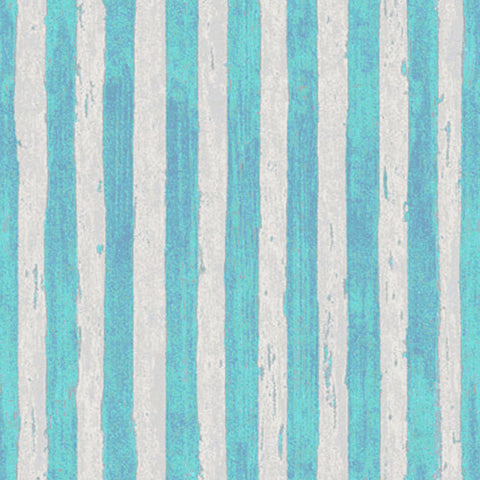 Pattern: Cobra Stripe No. 8 <br> Pattern: Aquamarine