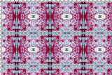 Pattern: Flowering Color: Magenta