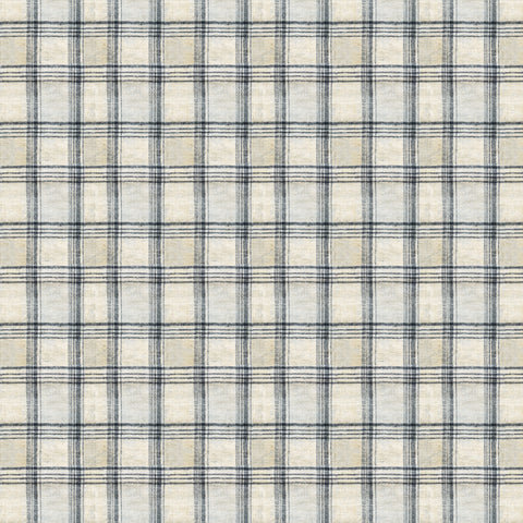 Pattern: Cheater Plaid <br>Color: Titanium