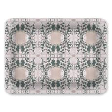 Decorative Tray: Mirror, Spring Green