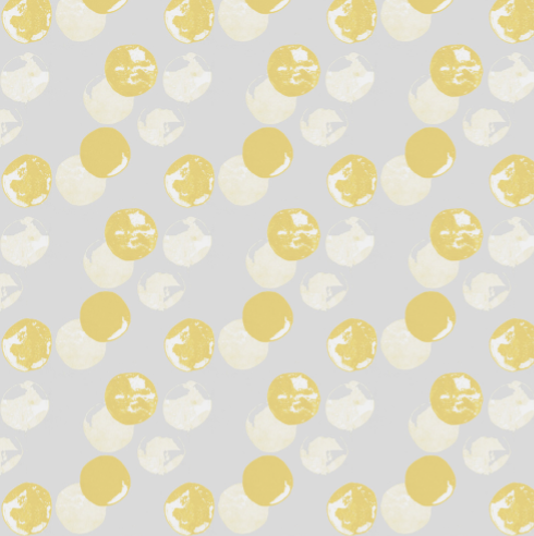 Pattern: Moon Color: Citrus