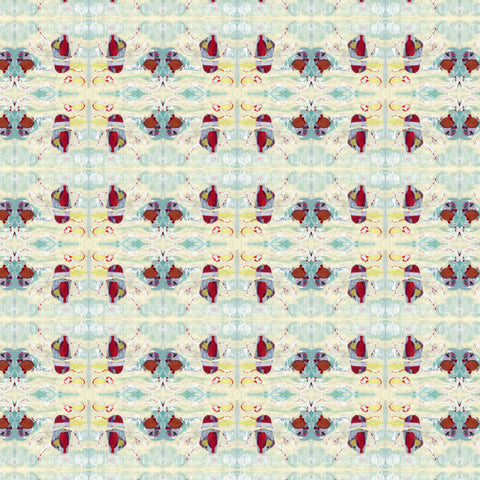 Pattern: Be Fruitful and Multiply    Color: Aqua