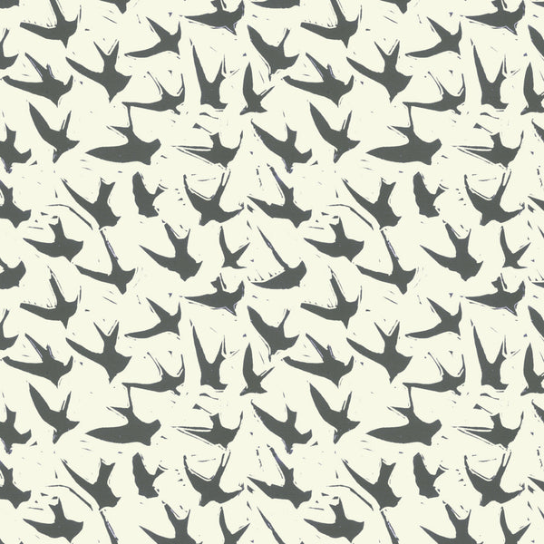 Pattern: Bird by Bird <br>Colors: Clay