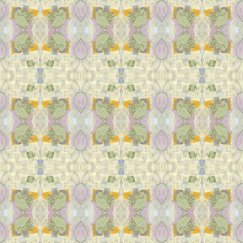 Pattern: Genesis <br> Color: Honeydew