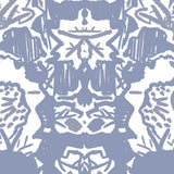 Pattern: Indian Floral <br> Color: Neel