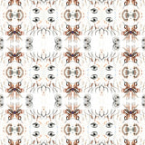 Pattern:  Pen & Ink  Color:  Vanilla