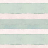 Pattern: Cabana Stripe No. 15 <br> Color: Sea Glass