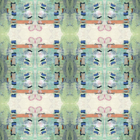 Pattern: Sixth Day <br> Color: Asparagus