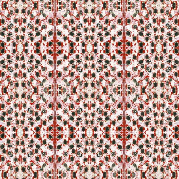 Pattern: Solomon's Song Color: Cinnabar