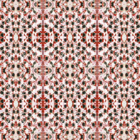 Pattern: Solomon's Song <br> Color: Cinnabar