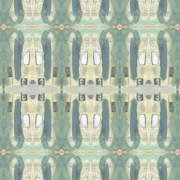 Pattern: Tabernacle Color: Sea