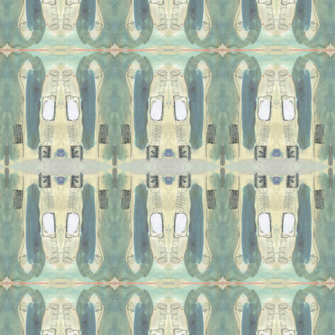 Pattern: Tabernacle <br>Color: Sea