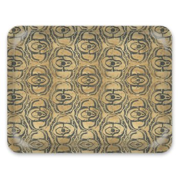 Decorative Tray: Yukata, Natural