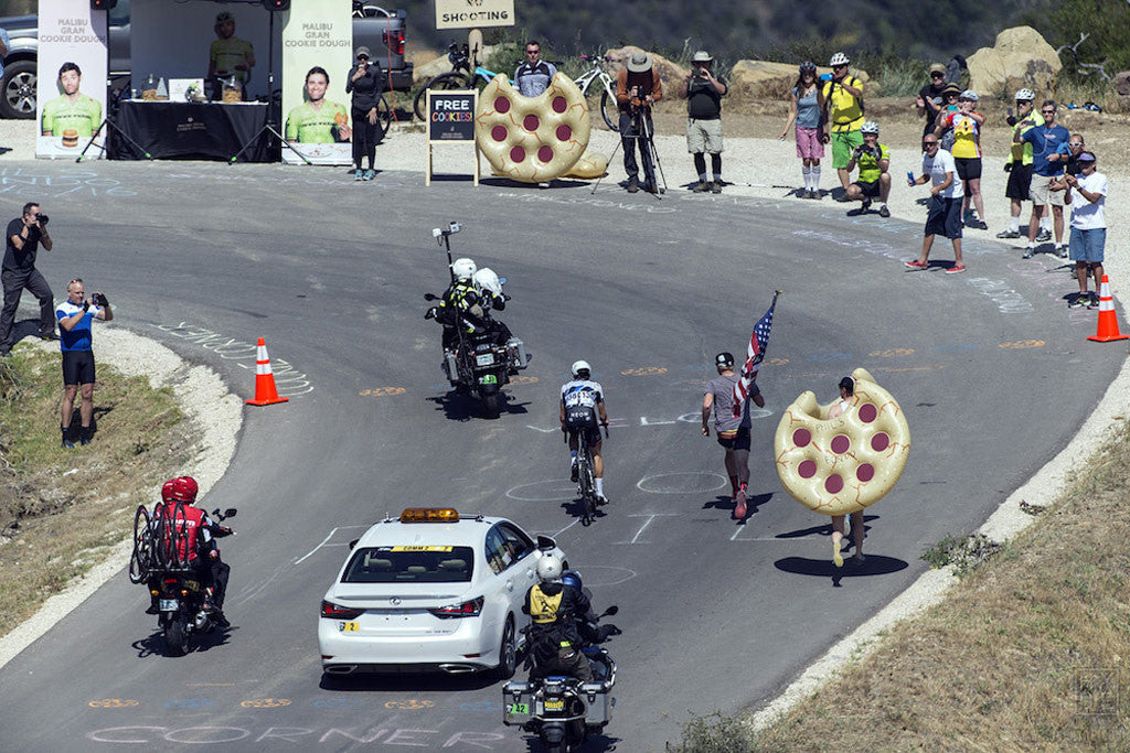 Malibu Gran Cookie Dough in VeloNews