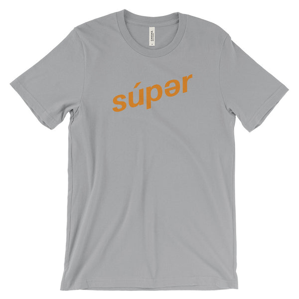súpertechnique ORANGE t-shirt