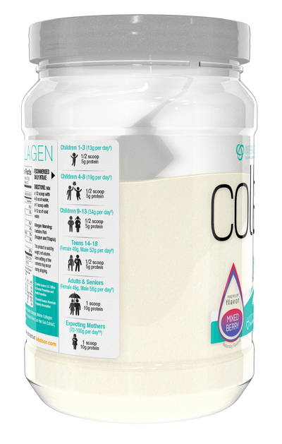 Collagen Premium Flavor Mixed Berry